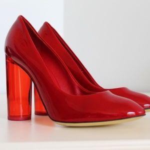 🔥MIDNIGHT SALE🔥 Stella McCartney red plexi